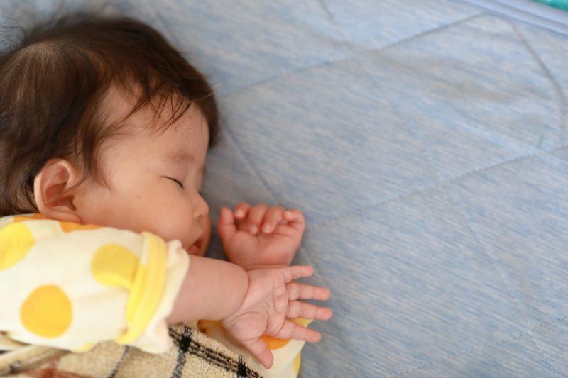 1歳で夜中起きる原因
