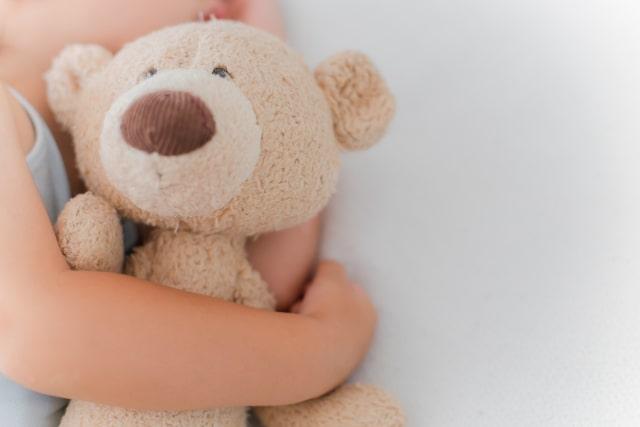 親子の安眠