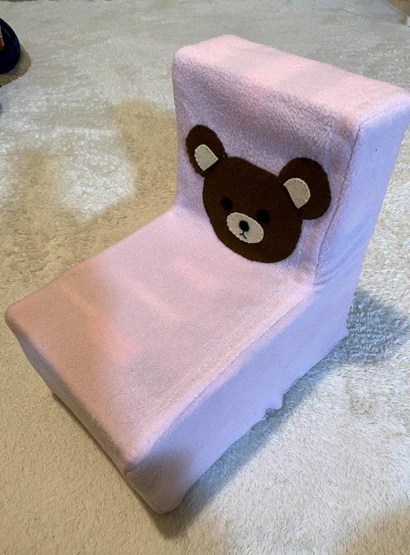 牛乳パック椅子完成